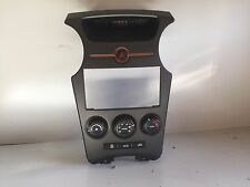 Kia Caren 2008 Centre Heater Control Panel