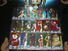 Force Attax Star Wars Star Karten Clon Wars Serie 1 151-170 alle oder wählbar
