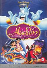 ALADDIN 2 DISC SPECIAL EDITION - WALT DISNEY - SEALED