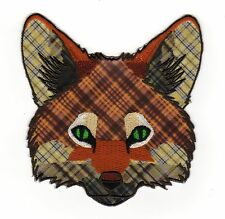 FOX FACE VINYL DECAL STICKER for LAPTOP TABLET, TILE, HOME DECOR STICKER BOMBING
