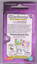 Killer Bunnies & the Ultimate Odyssey Cool Psychic Penguin Elementals Expansion