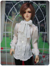 1/3 BJD SD17 SSDF 65-70cm boy doll outfit white shirt dollfie luts ship US