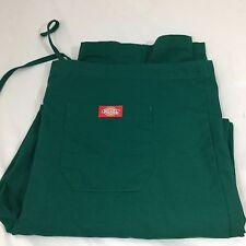 Dickies Scrub Pants L Pocket Green Nurse Medical Uniform Drawstring Sleepwear