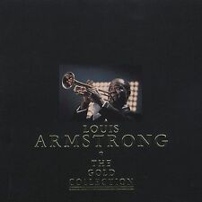 Gold Collection Armstrong, Louis MUSIC CD