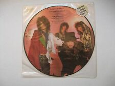 """Dogs D'Amour - UK 12"""" Picture Disc - How Come It Never Rains- Rare Unplayed Mint"""