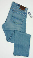 "POLO RALPH LAUREN MEN'S CLASSIC FIT 867 5PKT 14oz DENIM JEAN SIZE: W35""x L32"""