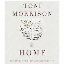 99 CENT AUDIOBOOK Home by Toni Morrison (2012, CD, Unabridged)