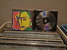 XTC DRUMS AND WIRES ENGLISH/GERMANY IMPORT IST PRESS  CD