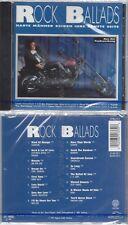 CD--NM-SEALED-ROCK BALLADS -- SCORPIONS, JON BON JOVI, NAZARETH, DORO, RAINBOW.