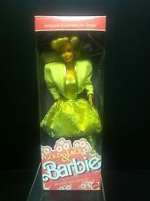 Gold & Lace Barbie 1989 All Glitter and Glamour Exclusively Target