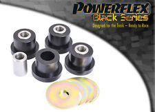 Powerflex NERO POLY Bush ALFA ROMEO SPIDER GTV2.0 & V6 POSTERIORE SUPERIORE FORCELLA INTERNA