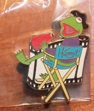 Disney DSF LE 300 Pin Character Directors Kermit The Frog Muppets