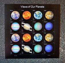 2016USA    Forever - View of Our Planets - Sheet of 16 - Mint NH
