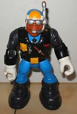 Vintage 2001 Fisher Price Rescue Heroes Police Officer