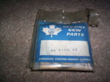 Vintage Snowmobile KEC CCW Scorpion JD 290 Piston Port OEM Piston Rings 30540000