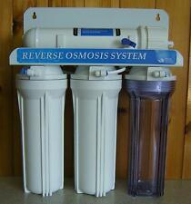 100gpd reverse osmosis  water fed window cleaning system includes di