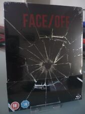 Blu ray steelbook Face Off Volte Face Zavvi exclusive New & Sealed Neuf sans VF