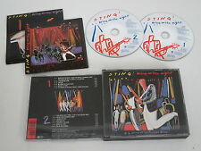 STING/BRING ON THE NIGHT(A&M 396 705-2) 2XCD ALBUM