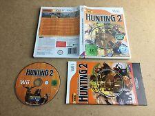 North American Hunting Extravaganza 2-Nintendo Wii (testato/lavoro) REGNO UNITO PAL
