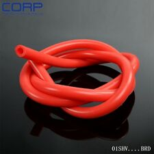 4mm Silicone Vacuum Tube Hose Silicon Tubing 16.4ft 5M 5 Meters Red
