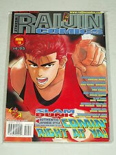 RAIJIN COMICS #10 JAPANESE MANGA MAGAZINE FEBRUARY 26 2003