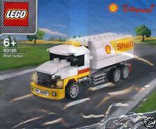 LEGO Shell 40196 V-Power Shell Tanker