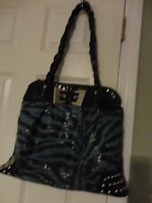 M&C (MARCIANO & CO) WOMEN'S FASHION LARGE HANDBAG TOTE BAG