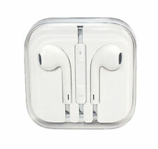 10 Units OEM New Apple iPhone 5 5S 5C 6 and 6s EarPods Earphones W/Remote & Mic