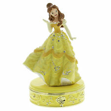 Disney Princess Jewelled Trinket Box - Belle (Beauty & Beast) in Gift Box 22160