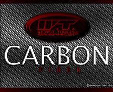 "CAN AM COMMANDER ""CARBON"" GRAPHICS KIT PARTS ACCESSORIES SIMULATED CARBON FIBER"