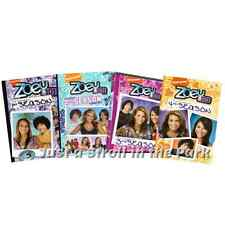 Zoey 101: The Complete Series Seasons 1 2 3 4 Jamie Lynn Spears DVD Box Sets NEW