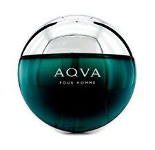 Bvlgari Aqva Pour Homme Men 3.4 oz 100 Ml Eau De Toilette Spray New TST Bottle