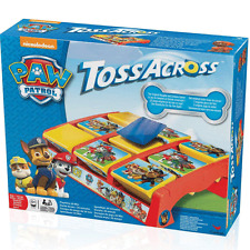 Paw Patrol Table Top Toss and Cross Game 2-4 players Age 5+ 30 mins playing time