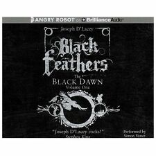 The Black Dawn: Black Feathers 1 by Joseph D'Lacey (2013, CD, Unabridged)