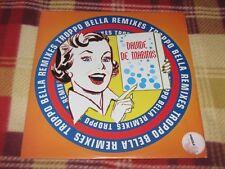 """DAVIDE DE MARINIS - TROPPO BELLA REMIXES LP MIX 12"""""""