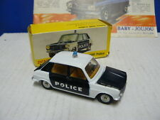 DINKY TOYS  ANCIEN  VOITURE SIMCA 1100 POLICE  référence 1450 MADE IN SPAIN