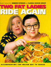 Two Fat Ladies Ride Again by Jennifer Paterson, Clarissa Dickson Wright...