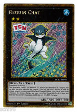 "Yu-Gi-Oh - ""Requin Chat"" PGL2-FR016 - Gold Secret rare"