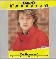 "7"" David Knopfler (Dire Straits) The Hurricane (Remix) / Jacobs Song 80`s"