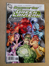 GREEN LANTERN #53 1ST PRINT DC COMICS (2010) BRIGHTEST DAY