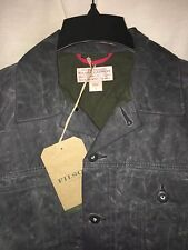 NEW WITH TAGS FILSON MADE IN USA SHORT LINED CRUISER JACKET S