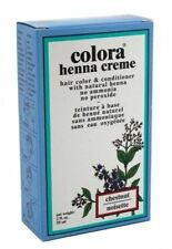 Colora Henna Creme Hair Color Chestnut, 2 oz (Pack of 9)
