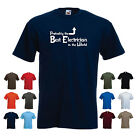 'Probably the Best Electrician in the World' Funny Men's Sparky Job t-shirt