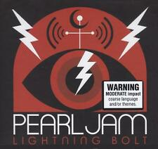PEARL JAM - LIGHTNING BOLT CD ~ EDDIE VEDDER~STONE GOSSARD~MIKE McCREADY *NEW*
