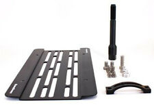 GrimmSpeed License Plate Relocator For Hyundai Genesis Coupe (Relocation Kit)