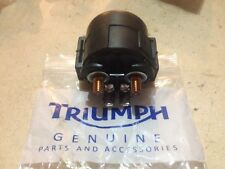 Triumph Thruxton Carb & EFI Starter Solenoid Relay NEW Genuine Part 865