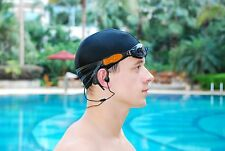 LAVOD Aqua Waterproof MP3 Player 4GB Memory Underwater Swim Sport Earphone USB
