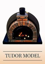 Wood/Gas fired  pizza oven - Residential Pizza Oven