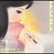 Forget Tomorrow Macha MUSIC CD