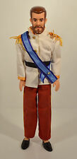"RARE 1997 Czar Nicholas 12"" Galoob Action Figure Doll Anastasia by Don Bluth"